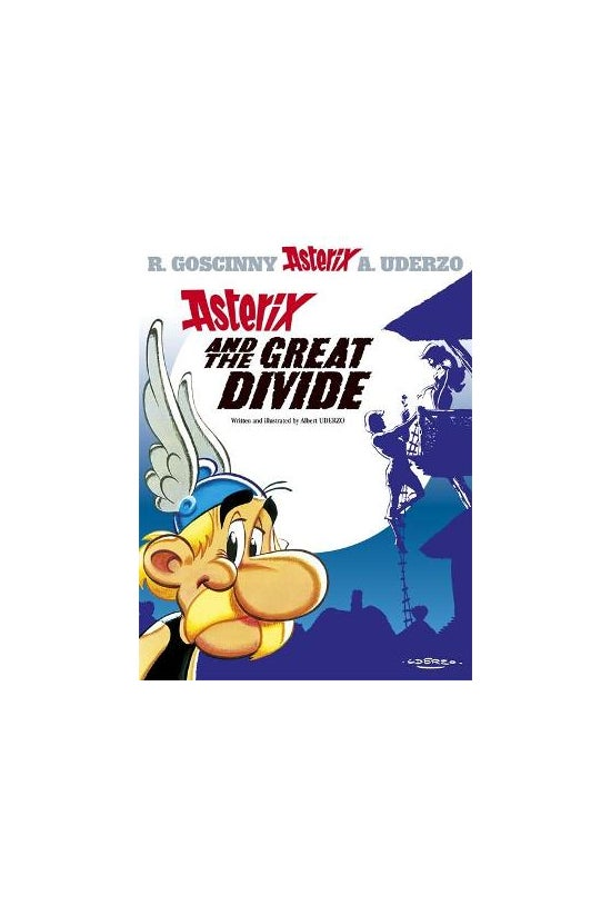Asterix #25: Asterix And The G...