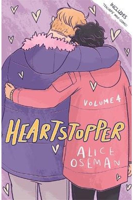 Heartstopper: Volume Four