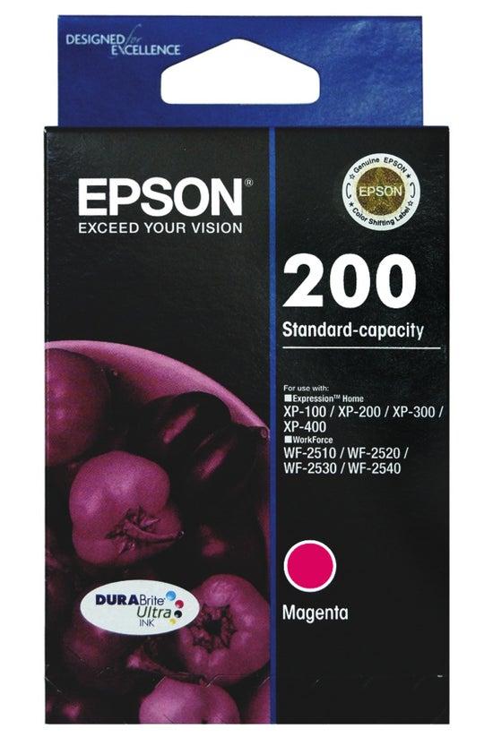 Epson Ink Cartridge 200 Magent...