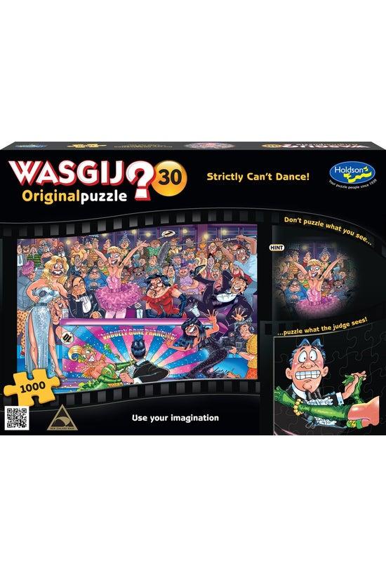 Wasgij Original #30 Strictly C...