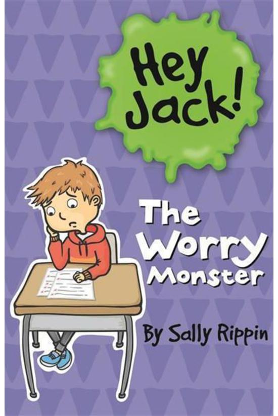 Hey Jack! #05: The Worry Monst...