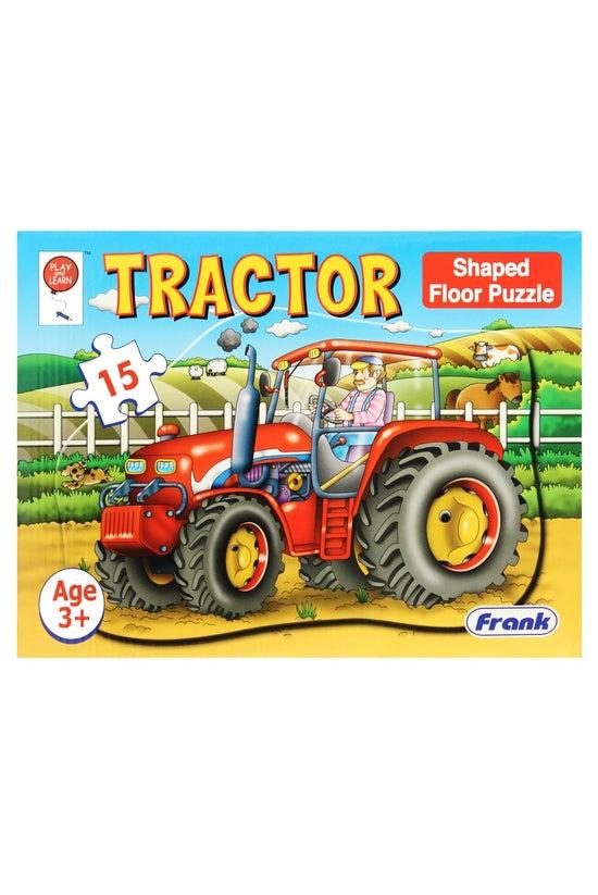Frank Tractor Shaped Floor Jig...