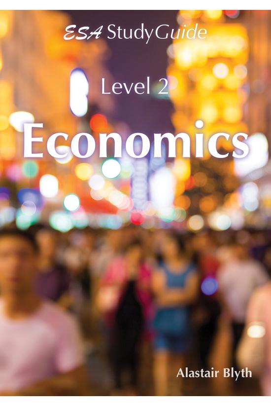Sg Esa Ncea Level 2 Economics ...