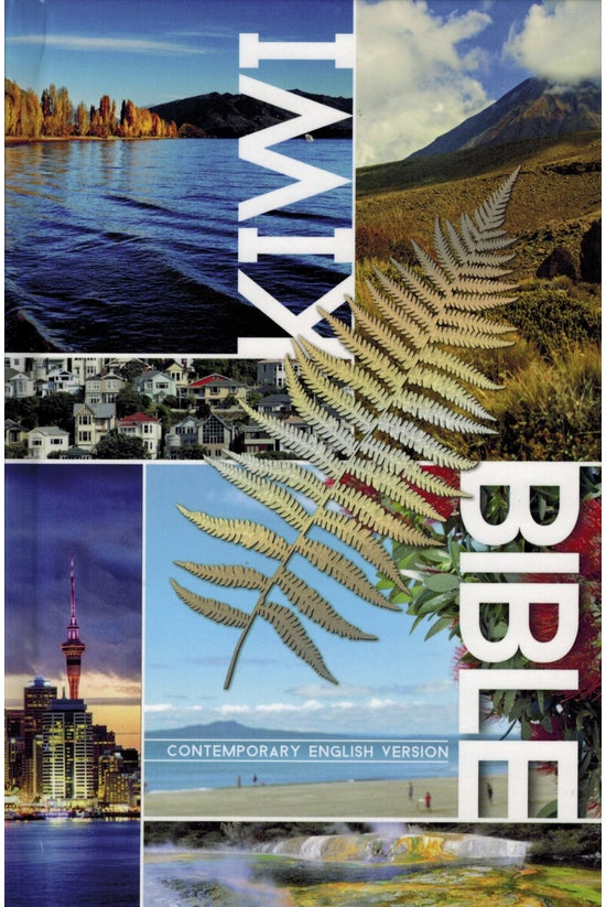 Kiwi Bible: Contemporary Engli...