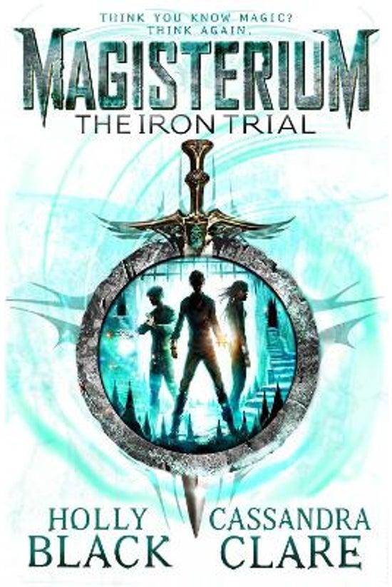Magisterium #01: The Iron Tria...