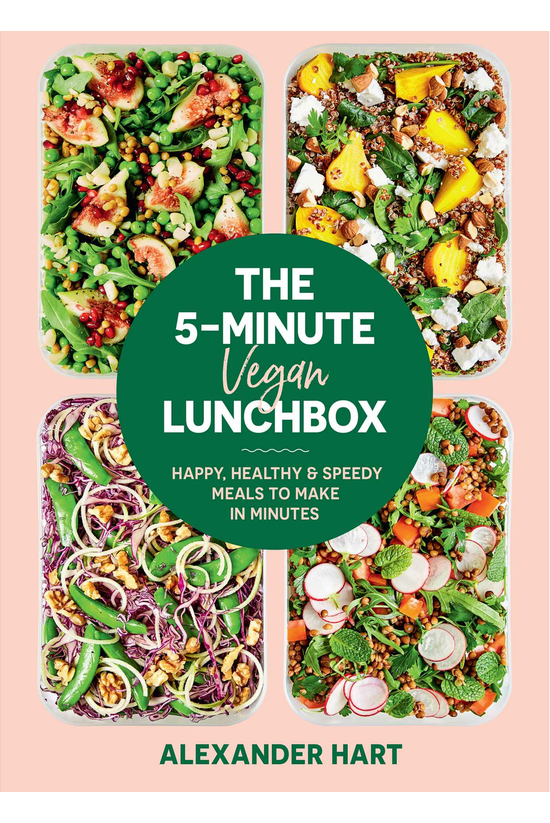 The 5-minute Vegan Lunchbox