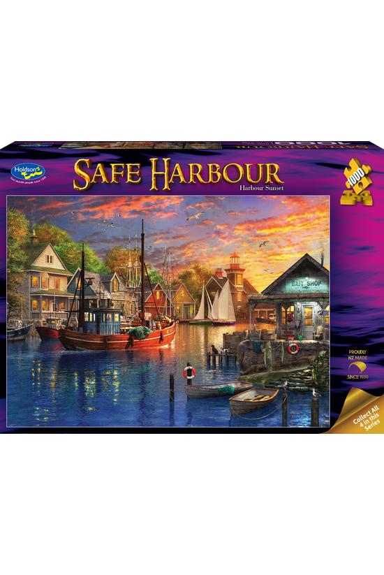Safe Harbour 1000 Piece Jigsaw...