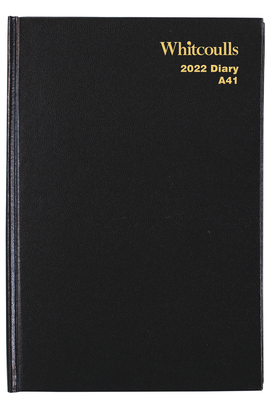 2022 Diary Whitcoulls A4 Day P...