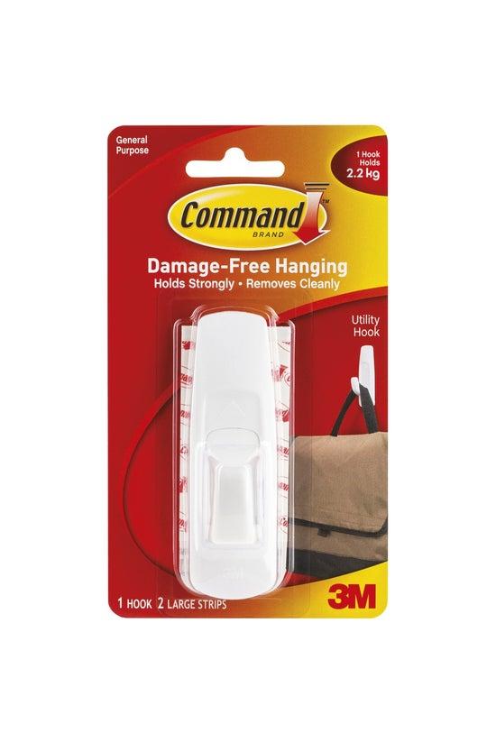 3m Command Adhesive Hook Large...