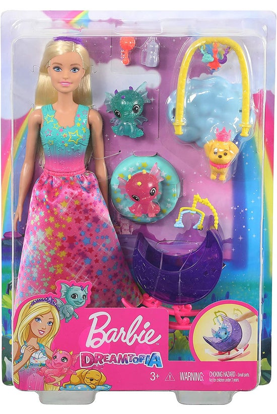 Barbie Dreamtopia Fantasy Stor...