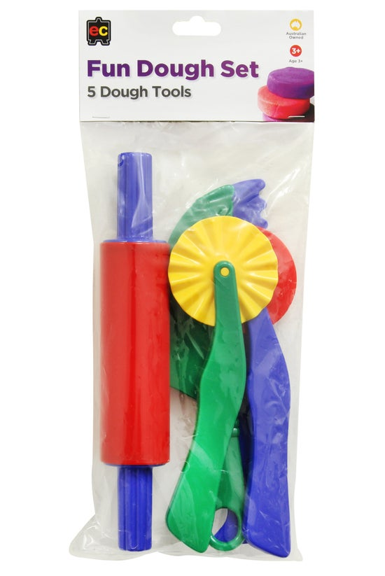 Educational Colours Dough Tool...