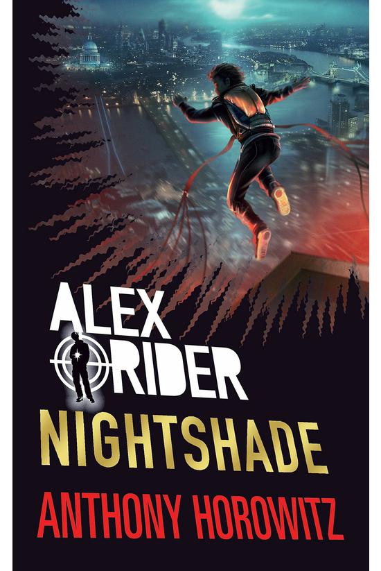 Alex Rider #13: Nightshade