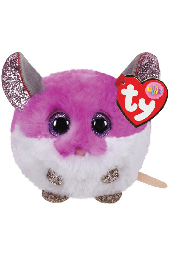 Ty Puffies Colby Mouse