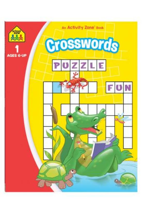 School Zone: Crosswords: An Ac...