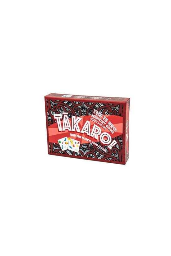 Takaro Te Reo Maori Card Game