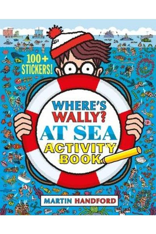 Where's Wally? At Sea: Activit...