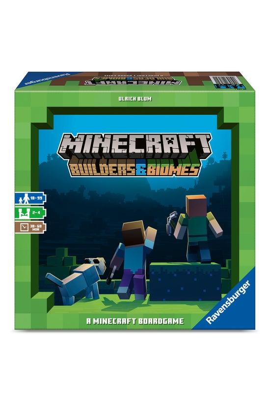 Minecraft: Builders & Biom...