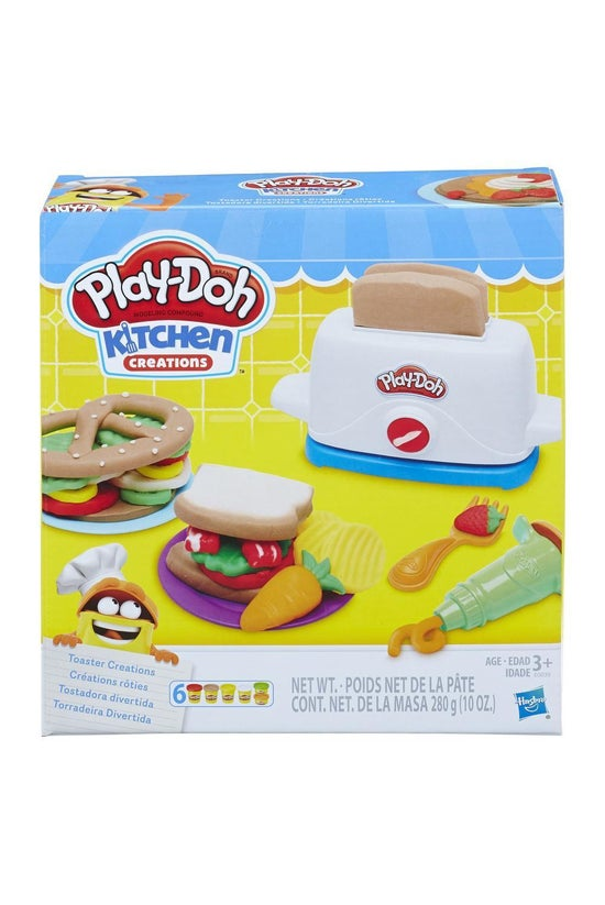 Play-doh Kitchen Creations: To...