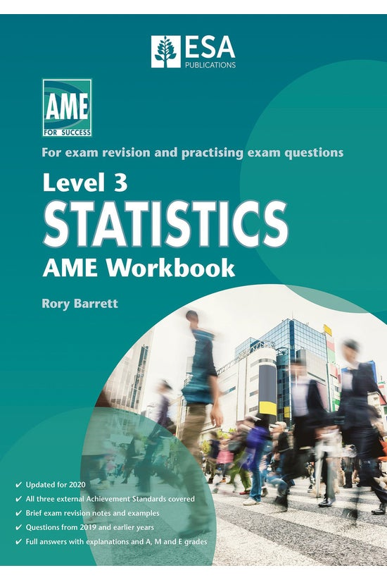 Ncea Level 3 Statistics Ame Wo...
