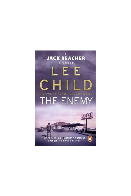 Jack Reacher #08: The Enemy