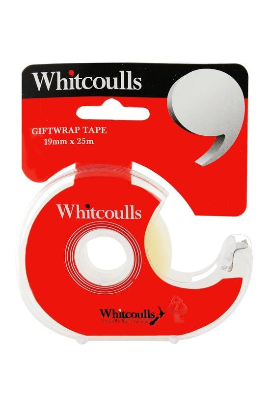 Whitcoulls Giftwrap Tape 19mm ...