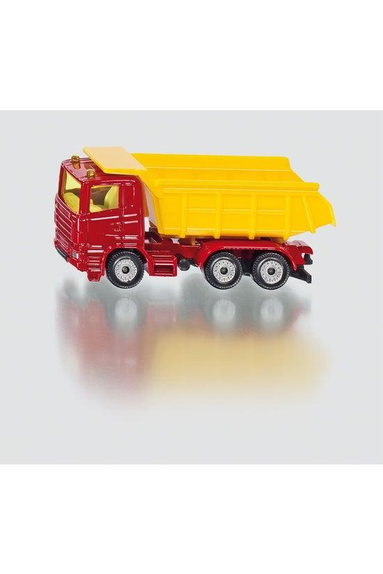 Siku Truck W/ Tipping Trailer
