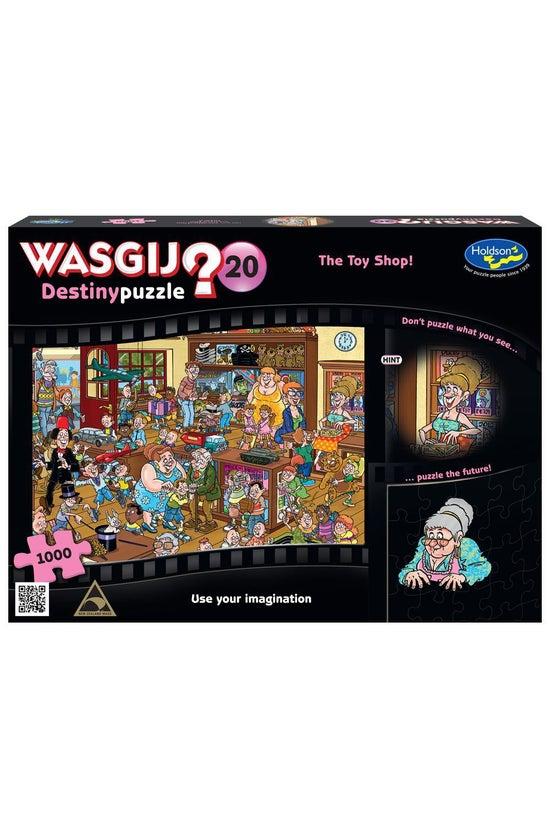 Wasgij Destiny #20: The Toy Sh...