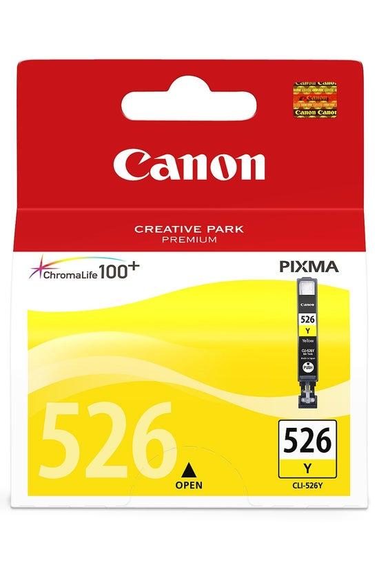 Canon Ink Cartridge 526 Yellow