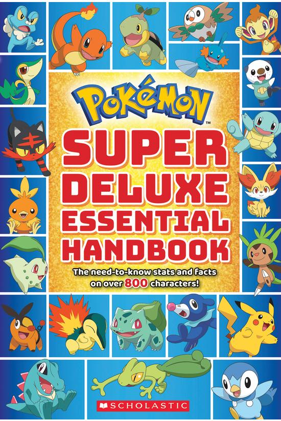 Pokemon: Super Deluxe Essentia...
