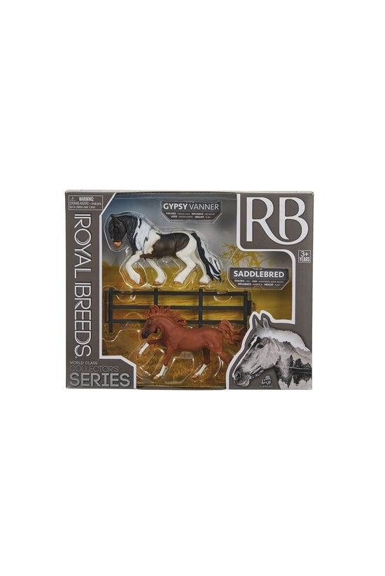 Royal Breeds Mini Horse Twin P...