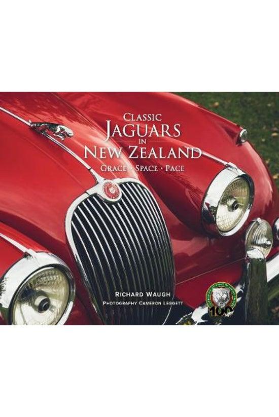Classic Jaguars In New Zealand