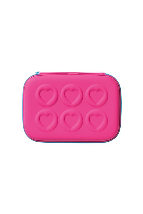 Jotz Hearts Pencil Case Pink &...
