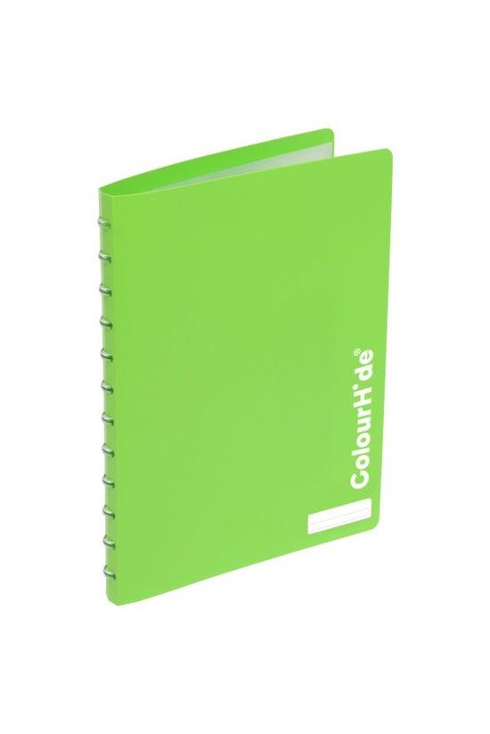 Colourhide A4 Display Book Cus...