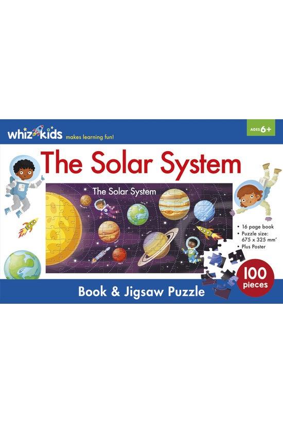 Whiz Kids Solar System Book &a...