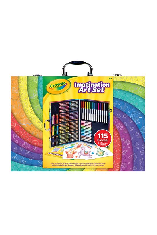 Crayola: Imagination Art Case