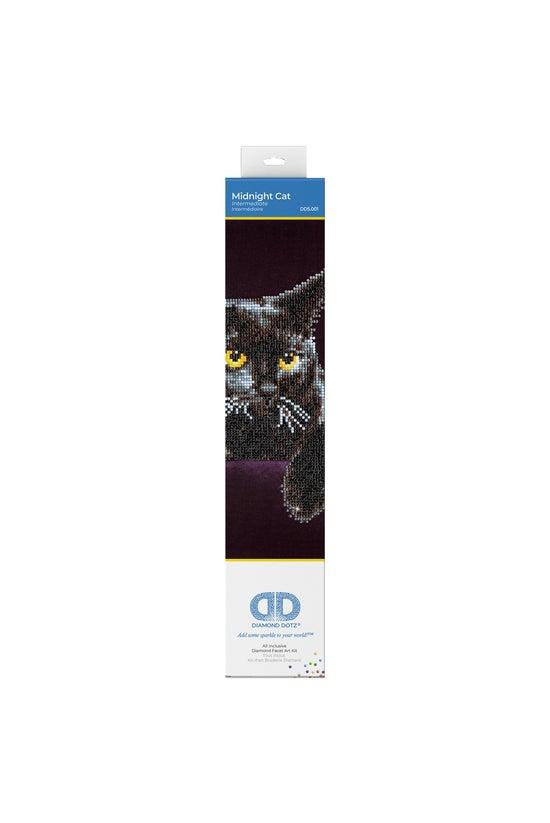 Diamond Dotz: Midnight Cat
