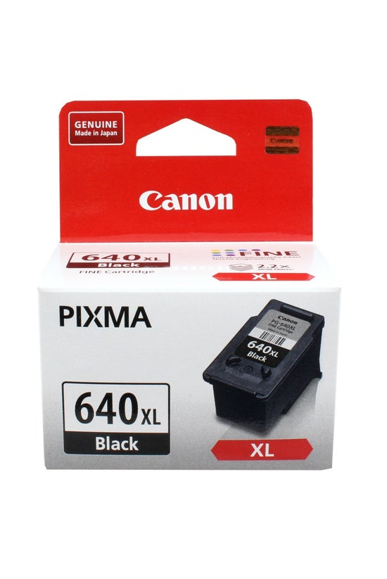 Canon Ink Cartridge Pg640xl Bl...