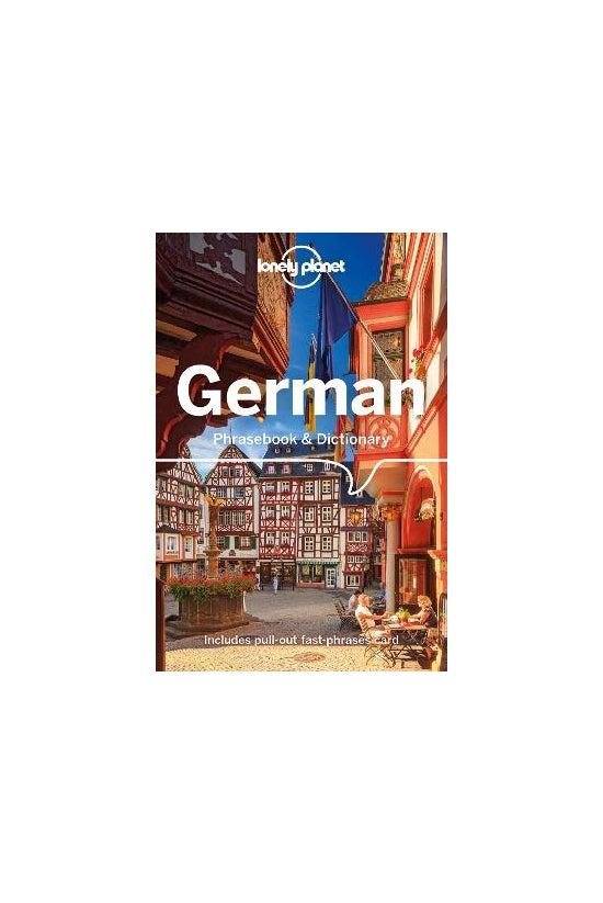 Lonely Planet German Phraseboo...