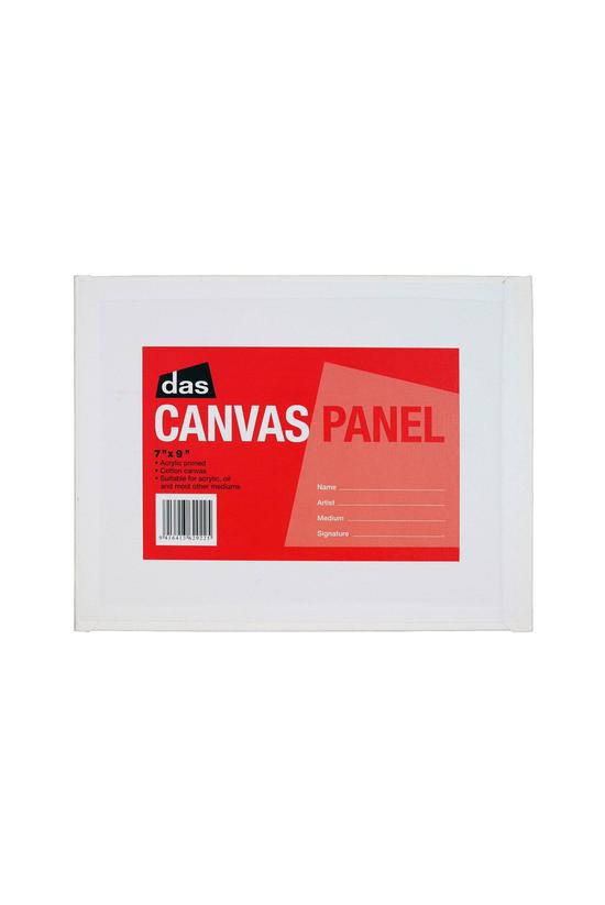 """Das Canvas Panel 7x9"""""""