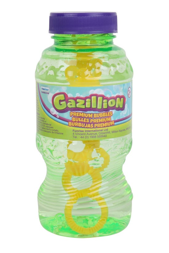 Gazillion Bubbles Solution 8oz