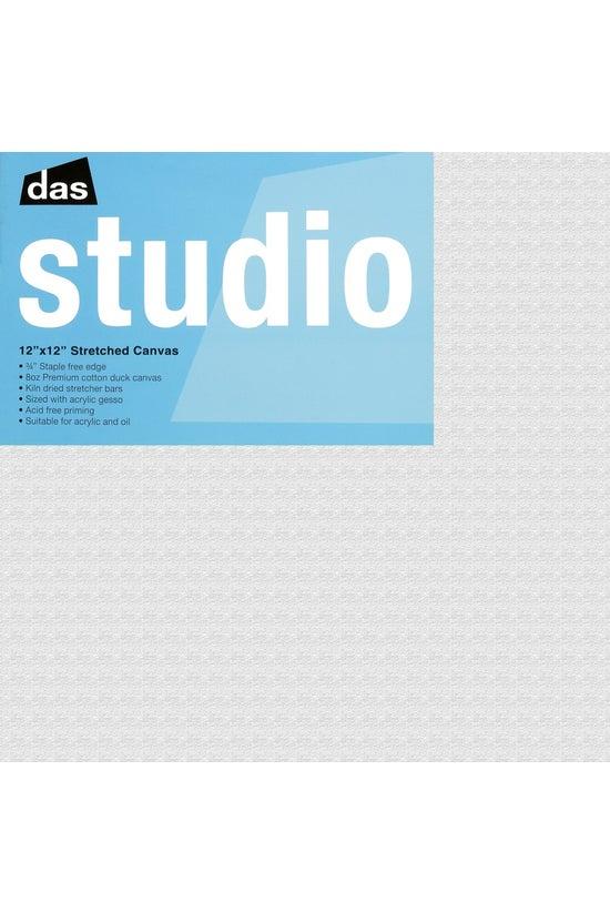 "Das Studio 3/4"" Canvas 12..."