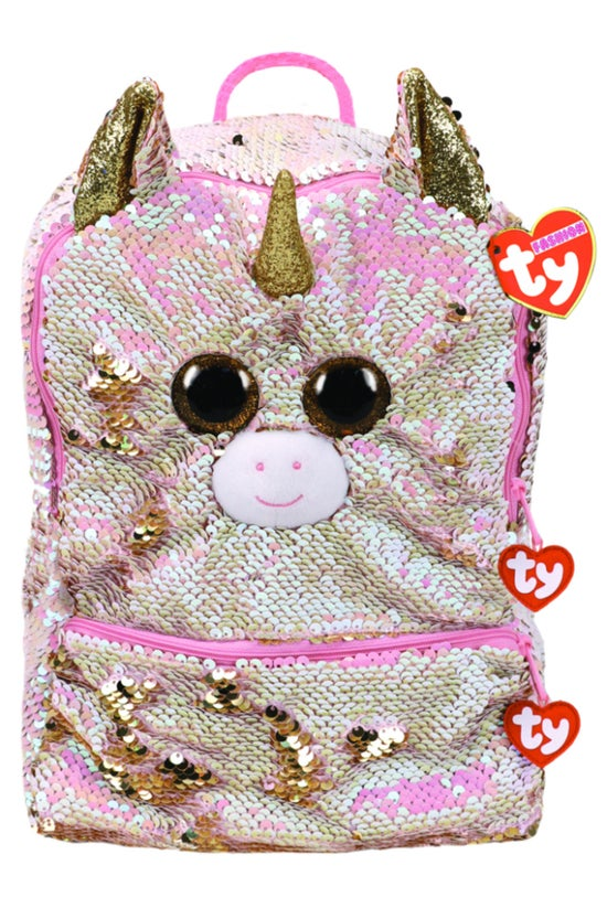 Ty Fashion Sequin Backpack Ser...