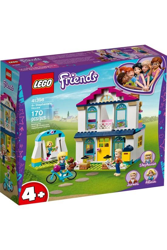 Lego Friends: Stephanie's Hous...