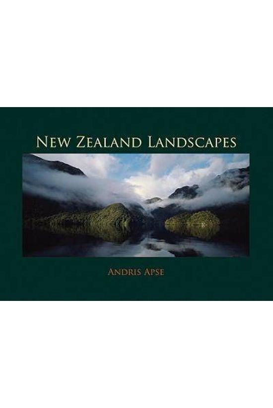 New Zealand Landscapes Pocket ...
