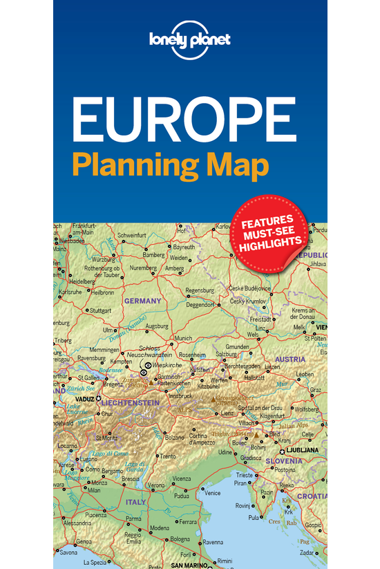 Lonely Planet Europe Planning ...
