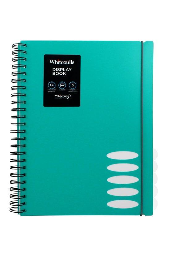 Whitcoulls A4 Display Book Tab...