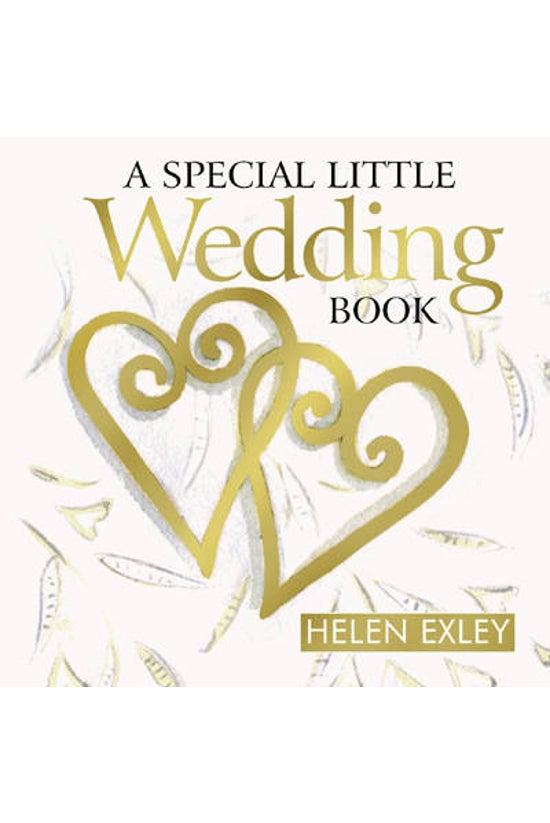 Special Little Wedding Book