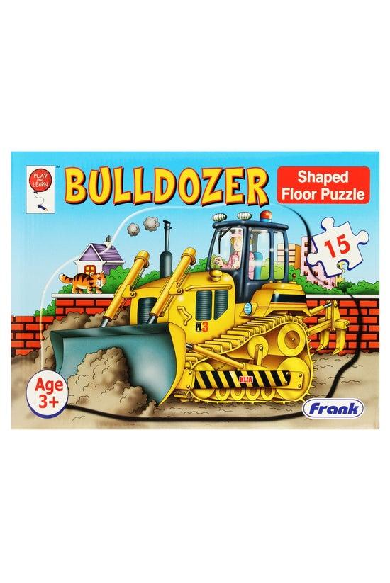 Frank Bulldozer Shaped Floor P...