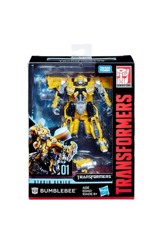 Transformers Studio Series Del...
