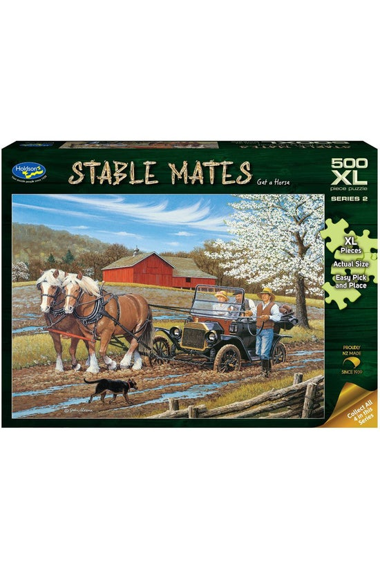 Stable Mates Series 2: Get A H...